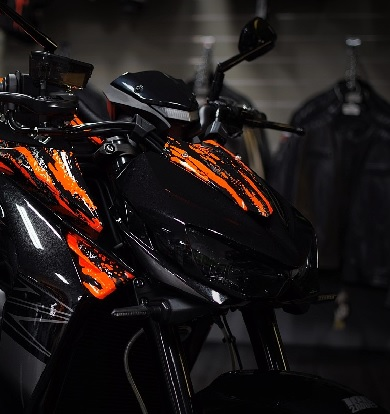 Z1000RR Orange Magma by 100%2-Roues